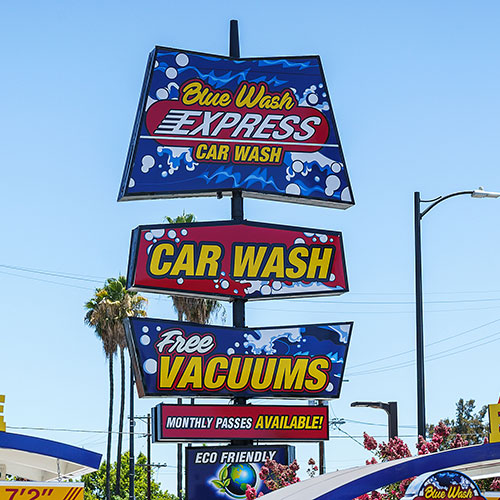 Unlimited Car Washes!